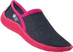 AquaWave Bargi Jr 929 cipele za vodu za djevojčice, sive, 28
