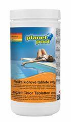 Planet Pool velike klorove tablete, 1 kg