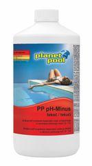 Planet Pool pH minus tekućina, 1 l