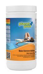 Planet Pool male klorove tablete 1 kg - hitrotopne