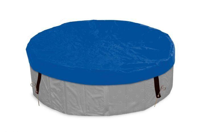 Karlie plachta na bazén modrá, 80 cm