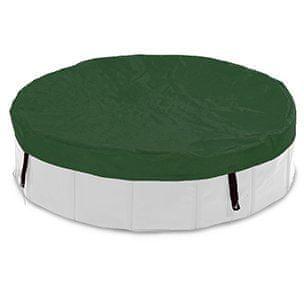 Karlie plachta na bazén zelená, 160 cm