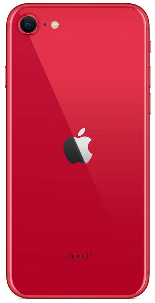 Apple iPhone SE 2020, 64GB, (PRODUCT)RED™ - rozbaleno