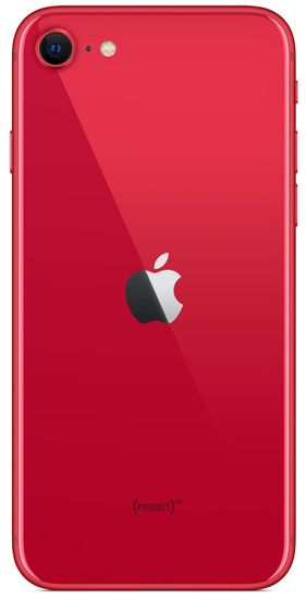 Apple iPhone SE (2020) mobilni telefon, 64 GB, (PRODUCT)RED