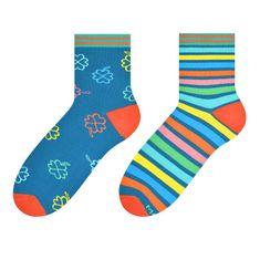 More Dámské ponožky 078 C.TURKUS/DOGS 35-38