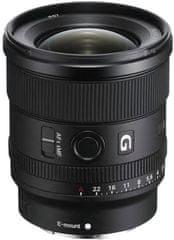 Sony FE 20 mm F1,8 G objektiv (SEL20F18G.SYX)
