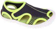 AquaWave Tabuk Kids G 933 dekliški čevlji za v vodo, rumeni, 27