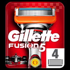 Gillette nadomestna rezila Fusion Power, 4 kosi