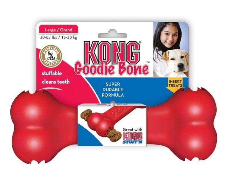 Karlie hračka KONG Goodie kost
