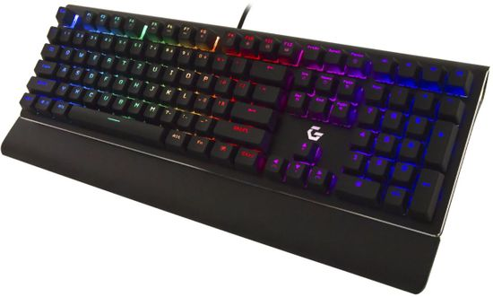 CZC.Gaming GK600 Nightblade herné RGB klávesnica