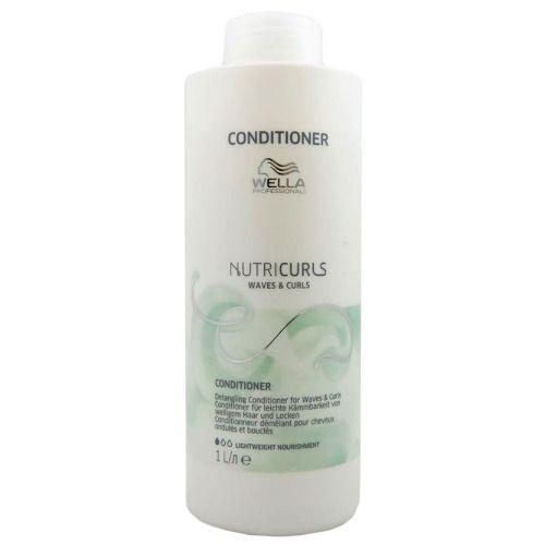 Wella Professional Hranilna naprava za kodraste in Kovrčast lase Nutricurls (Waves & Curl s Conditioner)