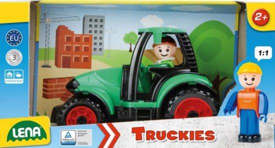 LENA Traktor Truckies 17 cm, 24m+