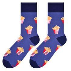 More Pánské vzorované ponožky 079 jeans 39-42