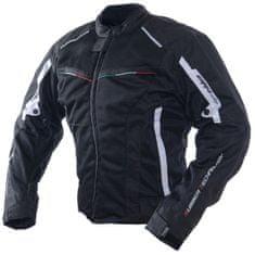 Cappa Racing Bunda moto letní UNISEX RACING textilní černá XL