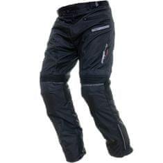 Cappa Racing Kalhoty moto pánské ROAD textilní černé 4XL