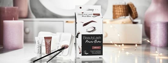 BeautyLash Farba na obočie Power-Brow
