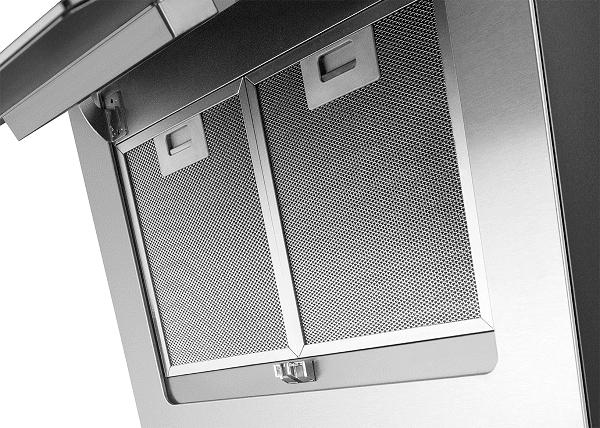 Okap kuchenny Concept OPK5460ss czyszczenie filtra tłuszczowego