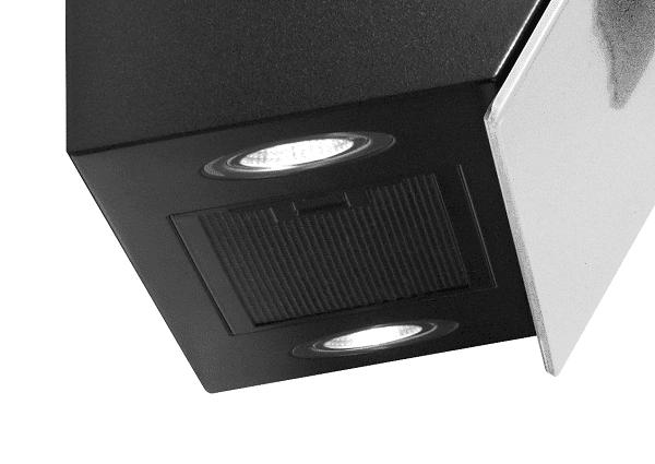 Okap kuchenny Concept OPK5460ss oświetlenie LED