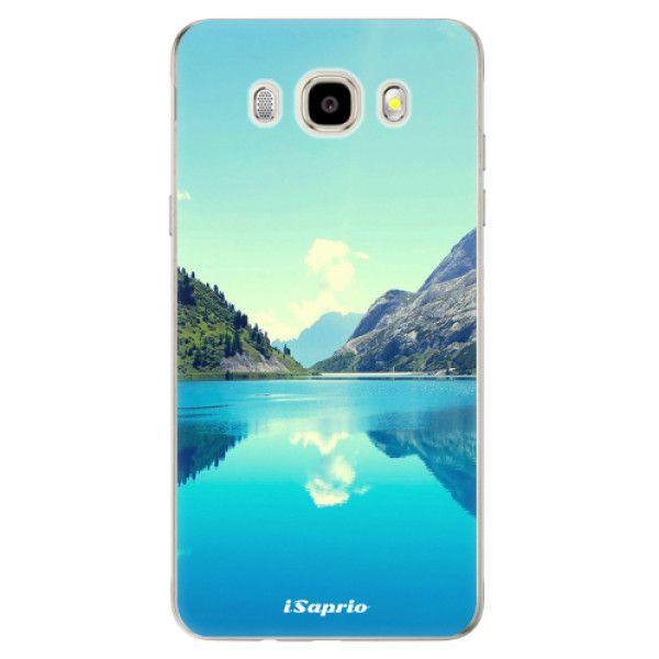 iSaprio Silikonové pouzdro - Lake 01 pro Samsung Galaxy J5 (2016)