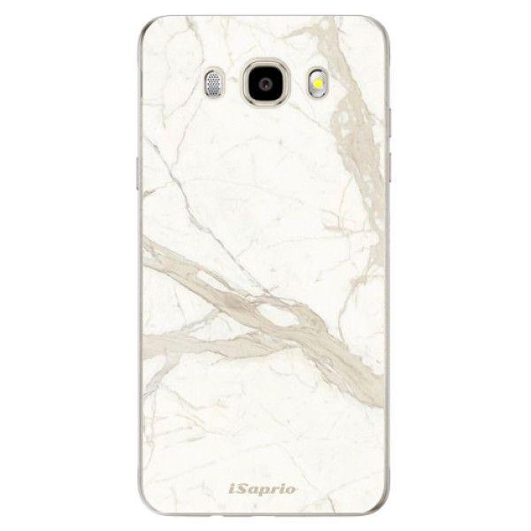 iSaprio Silikonové pouzdro - Marble 12 pro Samsung Galaxy J5 (2016)