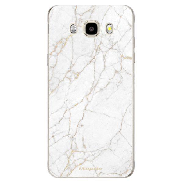 iSaprio Silikonové pouzdro - GoldMarble 13 pro Samsung Galaxy J5 (2016)