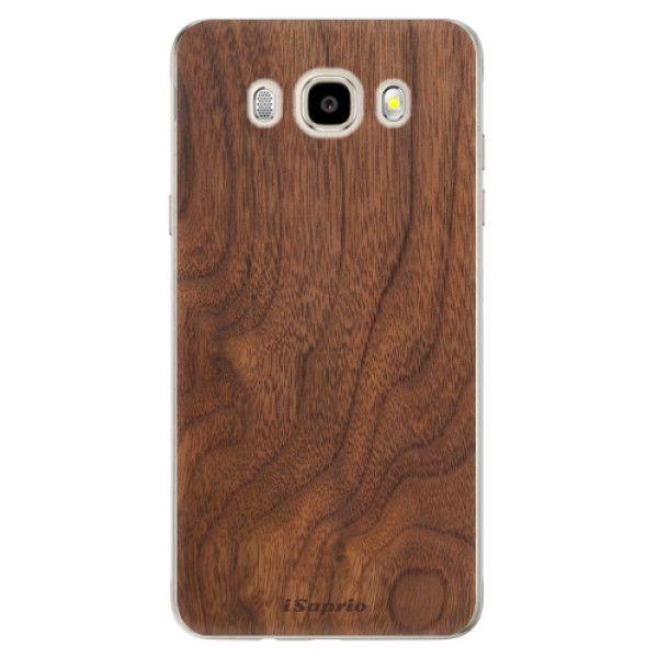 iSaprio Silikonové pouzdro - Wood 10 pro Samsung Galaxy J5 (2016)