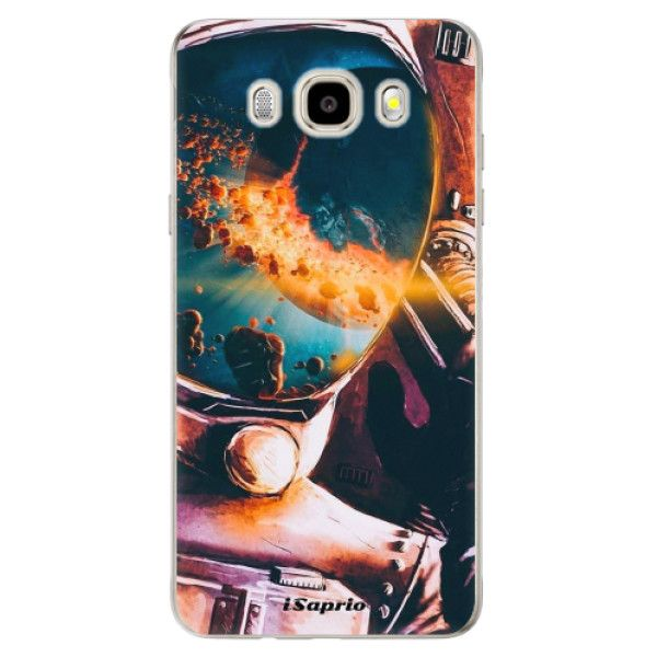 iSaprio Silikonové pouzdro - Astronaut 01 pro Samsung Galaxy J5 (2016)