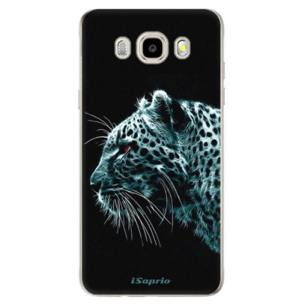 iSaprio Silikonové pouzdro - Leopard 10 pro Samsung Galaxy J5 (2016)