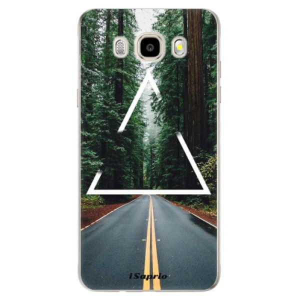 iSaprio Silikonové pouzdro - Triangle 01 pro Samsung Galaxy J5 (2016)
