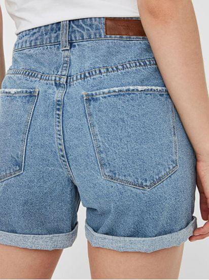 Vero Moda Ženske kratke hlače VMNINETEEN 10210384 Light Blue Denim