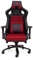 CZC.Gaming Throne GX800, fekete / piros