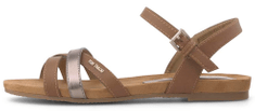 Tom Tailor dámské sandály 8092203 36 hnědá