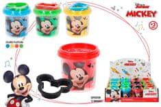 Disney plastelin Mickey, v lončku, z modelčkom, 114 g