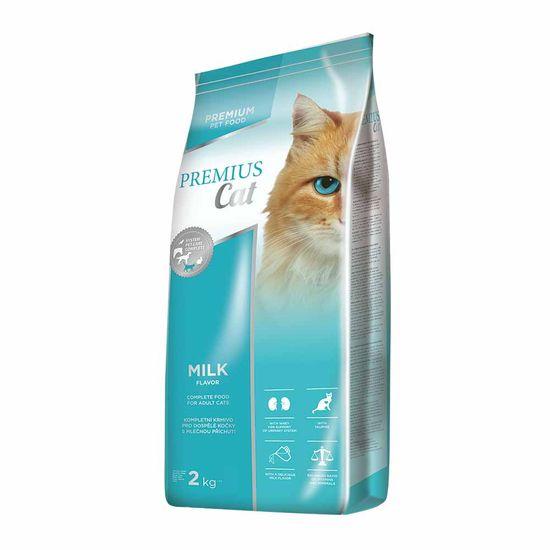 Dibaq karma dla kotów Milk 2 kg