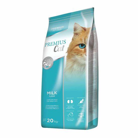 Dibaq hrana za mačke Premius cat Milk, 20 kg