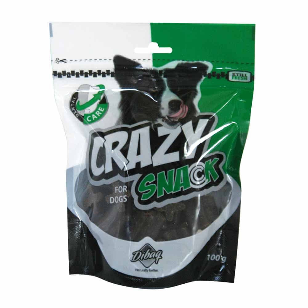 Dibaq Crazy Snack DENTAL cross 100 g