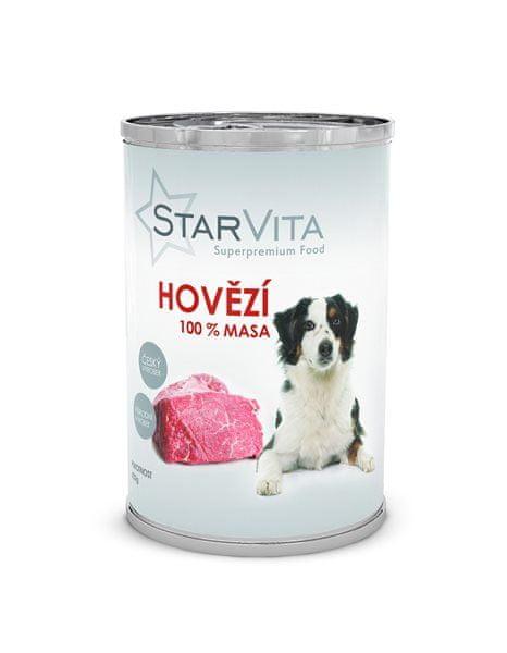 Starvita konzerva hovězí mleté 400 g