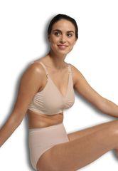 Carriwell Kojící podprsenka s Carri-Gel kosticemi tělová - S