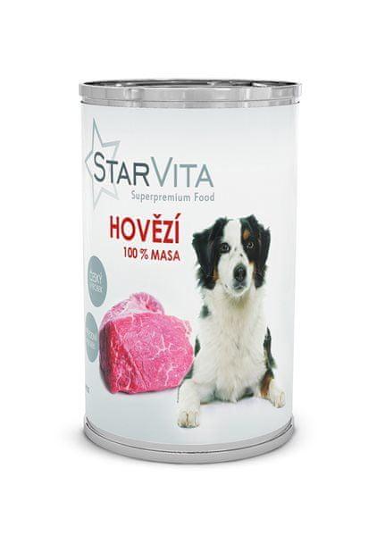 Starvita konzerva hovězí mleté 800 g