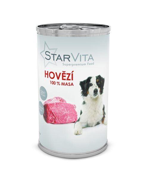 Starvita konzerva hovězí mleté 1200 g