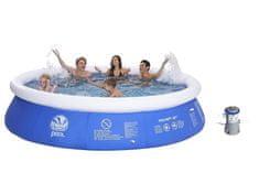 Master Bazén Prompt Pool 360 x 90 cm set s kartušovou filtráciou