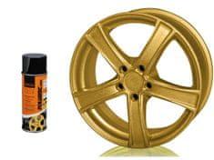 Foliatec 1 ks spreje - fólie ve spreji (dip) zlatá metalická 400ml