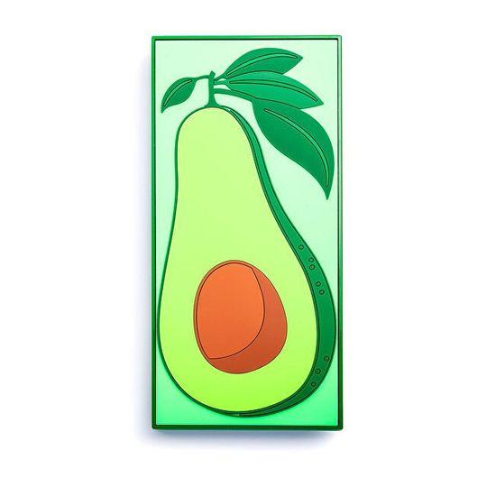 I Heart Revolution Paletka 18 očních stínů Tasty Palette Avocado 22 g