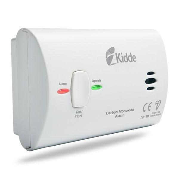 Kidde Detektor CO s alarmem Kidde 7CO - odolný proti vlhkosti