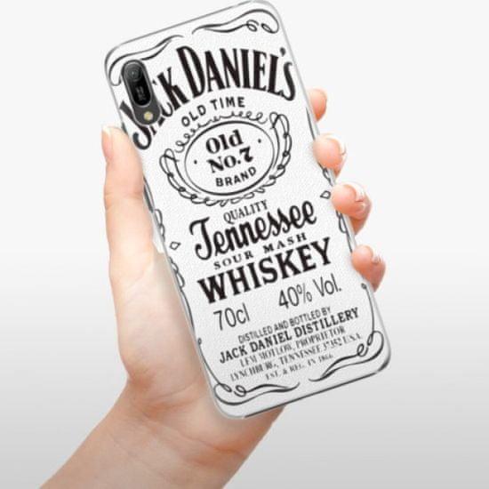 iSaprio Plastikowa obudowa - Jack White na Huawei Y6 2019