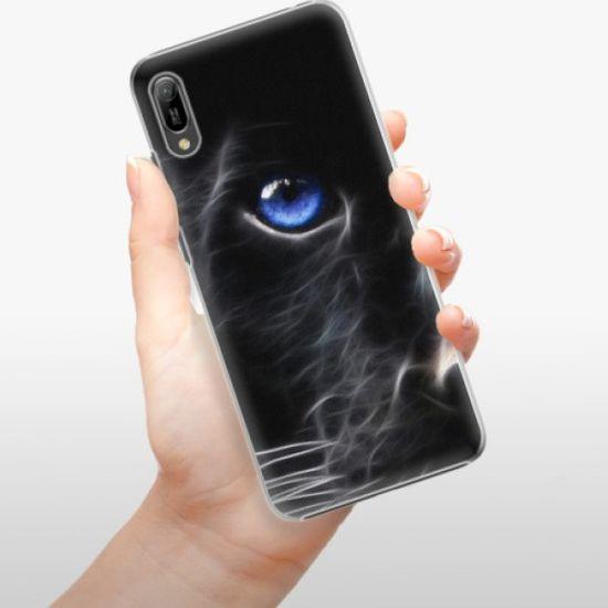iSaprio Black Puma műanyag tok Huawei Y6 2019