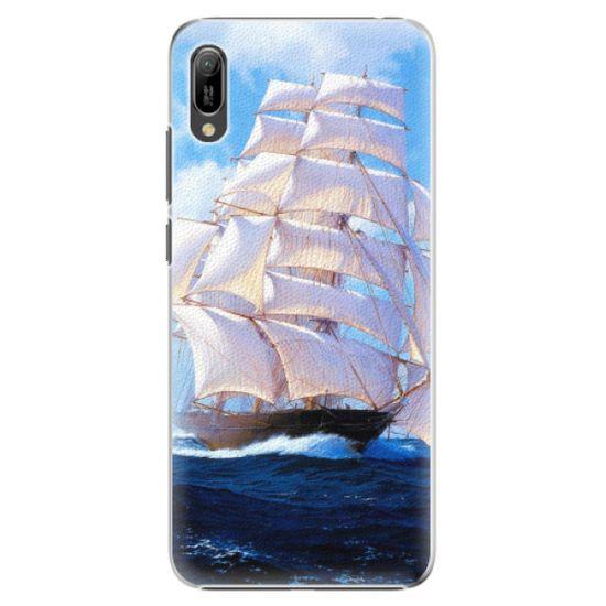 iSaprio Plastikowa obudowa - Sailing Boat na Huawei Y6 2019