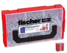 Fischer Sada hmoždinek a vrutů Fixtainer SX 210ks