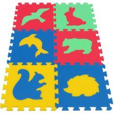 Toyformat Pěnový koberec MAXI Zvířata IV