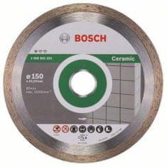 BOSCH Professional diamantový dělicí kotouč Standard for Ceramic 150 mm (2608602203)